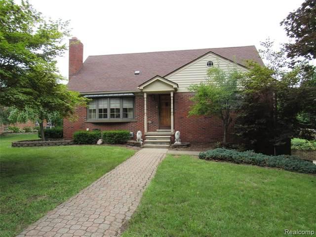 38360 Ann Arbor Trl, Livonia, MI 48150 (#2200076785) :: Novak & Associates