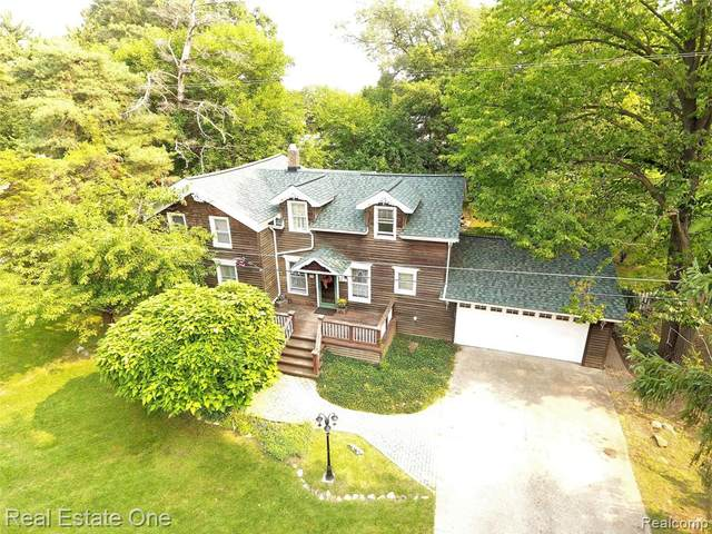 49730 Shelby Road, Shelby Twp, MI 48317 (MLS #2200076811) :: The Toth Team