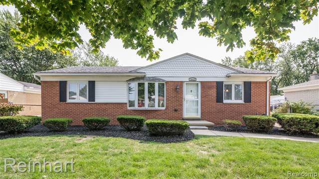 18523 Blakely Drive, Woodhaven, MI 48183 (#2200076911) :: The BK Agency