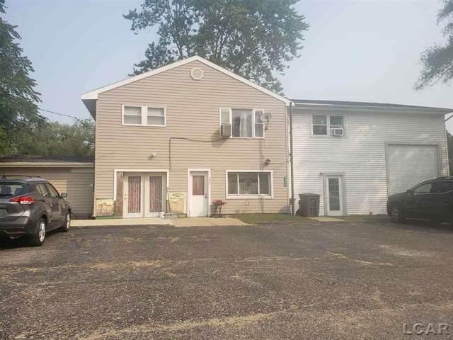 3433 Flansburg Rd, Leoni Twp, MI 49203 (#56050023932) :: The Alex Nugent Team | Real Estate One