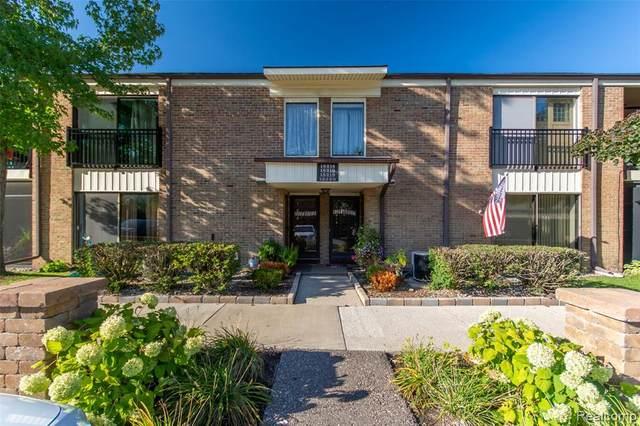 18220 University Park Drive, Livonia, MI 48152 (#2200077138) :: Novak & Associates
