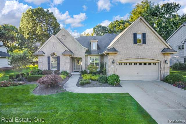 1215 Andover Street, Wixom, MI 48393 (#2200077182) :: The BK Agency