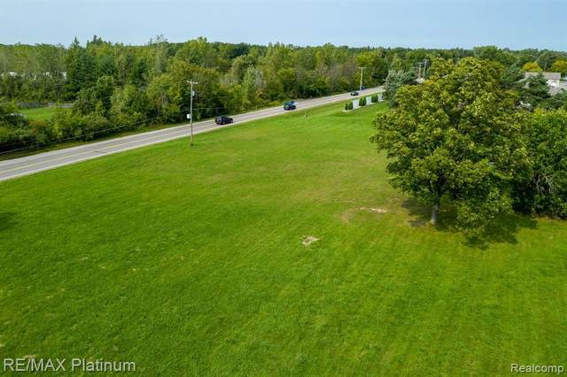 0 Fenton Road, Mundy Twp, MI 48439 (#2200077220) :: RE/MAX Nexus