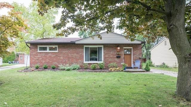 1174 Kay Parkway, Ann Arbor, MI 48103 (#543275989) :: GK Real Estate Team