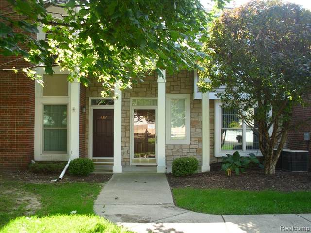 4361 Berkshire Drive, Sterling Heights, MI 48314 (#2200077271) :: The BK Agency