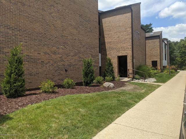 1457 E Pond Drive #33, Meridian Charter Twp, MI 48864 (#630000249834) :: The BK Agency