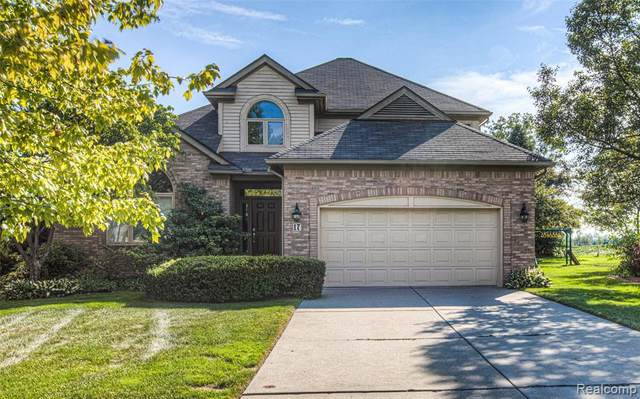 17 Turnberry Lane, Dearborn, MI 48120 (#2200077307) :: Novak & Associates