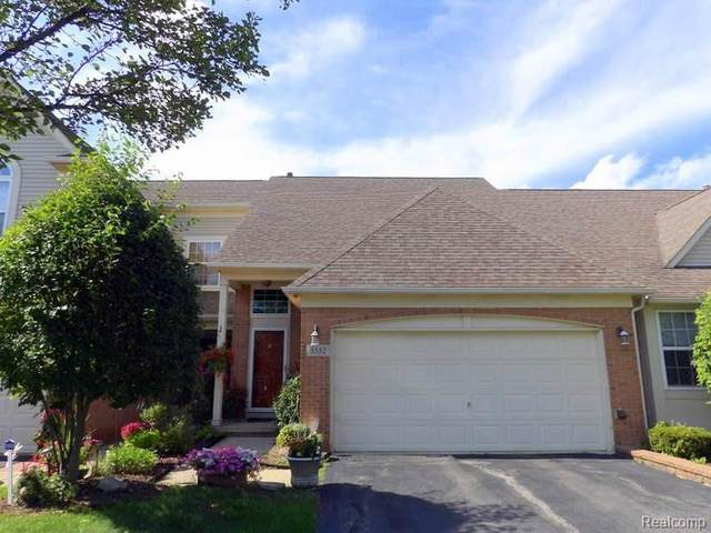 5552 Greenway Drive #37, Trenton, MI 48183 (#2200077319) :: The BK Agency