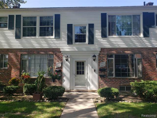 22855 Allen Court, Saint Clair Shores, MI 48080 (#2200077346) :: RE/MAX Nexus
