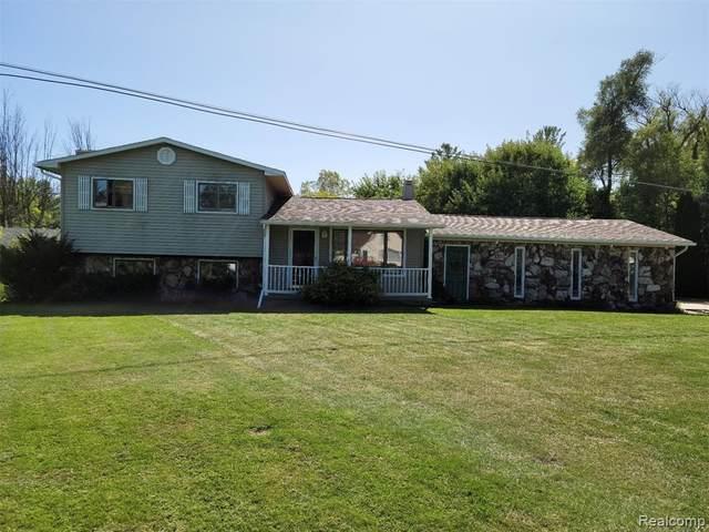 6507 W Coldwater Road, Mt. Morris Twp, MI 48433 (#2200077352) :: GK Real Estate Team