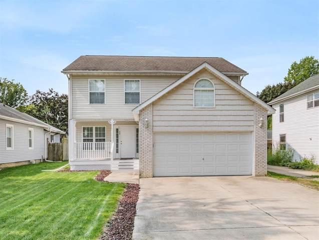 469 Bergen Avenue, Ypsilanti Twp, MI 48197 (#543276436) :: Duneske Real Estate Advisors