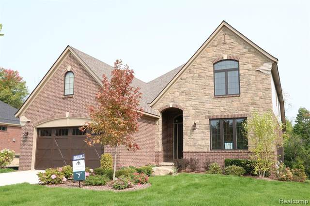 11738 Tuscany Court, Plymouth Twp, MI 48170 (#2200077409) :: GK Real Estate Team