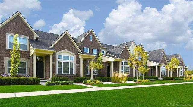 1176 Starwood #33, Canton, MI 48187 (#58050024069) :: Duneske Real Estate Advisors
