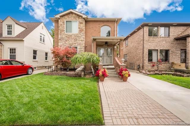 6120 Steadman Street, Dearborn, MI 48126 (#2200077452) :: GK Real Estate Team
