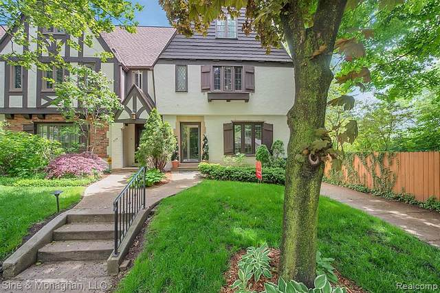 528 Cadieux Road, Grosse Pointe, MI 48230 (#2200077503) :: GK Real Estate Team
