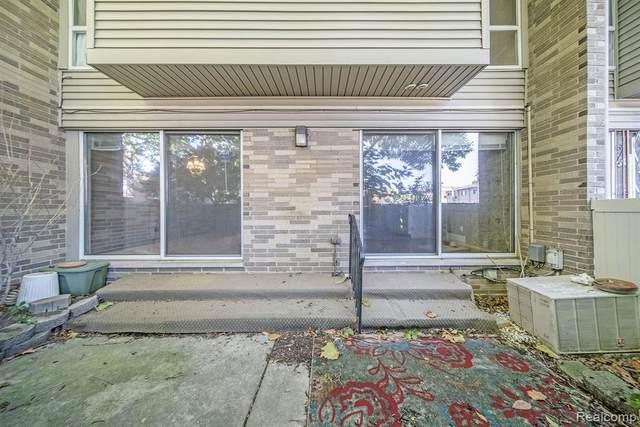 1983 Thornhill Place, Detroit, MI 48207 (#2200077575) :: GK Real Estate Team