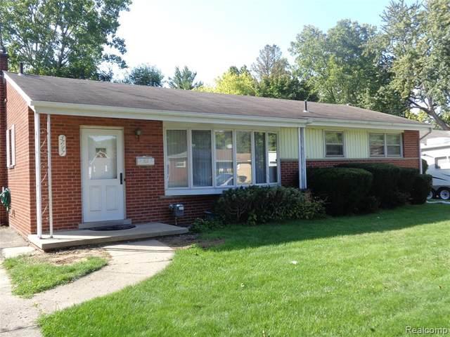 37147 Thinbark Street, Wayne, MI 48184 (#2200077655) :: Novak & Associates