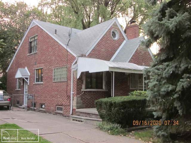 5215 Hereford, Detroit, MI 48224 (#58050024214) :: GK Real Estate Team