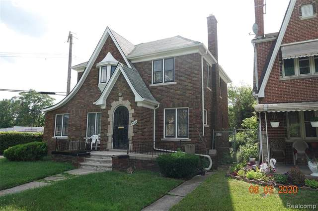 14551 Forrer Street, Detroit, MI 48227 (#2200077893) :: RE/MAX Nexus