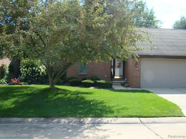 16260 Meadows Court, Macomb Twp, MI 48044 (#2200077955) :: Duneske Real Estate Advisors