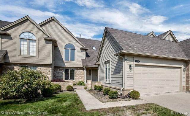 16849 Coral Lane, Macomb Twp, MI 48042 (MLS #2200078005) :: The John Wentworth Group
