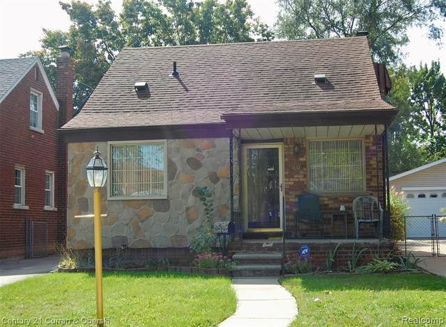 1817 Regina Avenue, Lincoln Park, MI 48146 (MLS #2200078021) :: The John Wentworth Group