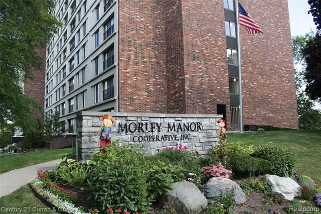 21800 Morley Avenue #118, Dearborn, MI 48124 (#2200078022) :: Real Estate For A CAUSE