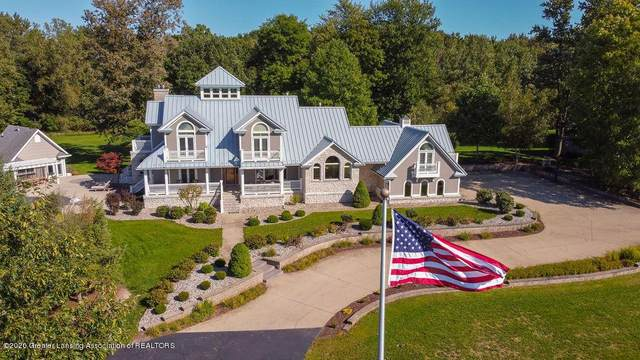 1465 Willoughby Road, Alaiedon Twp, MI 48854 (MLS #630000249913) :: The John Wentworth Group