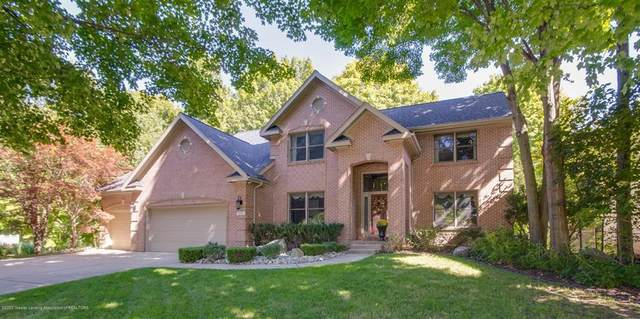 2712 Attenborough Circle, Delta Twp, MI 48917 (#630000249920) :: Alan Brown Group