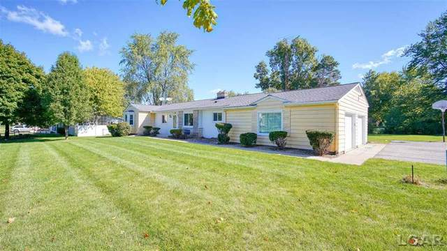 414 Seel Dr, Adrian, MI 49221 (#56050024306) :: The Mulvihill Group