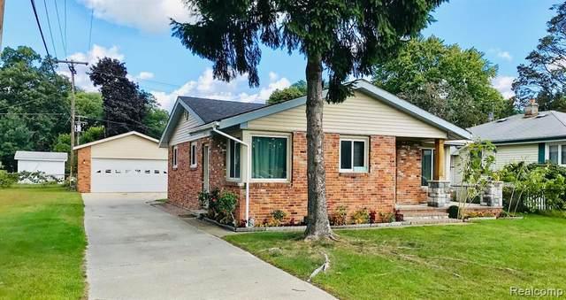 2609 Garfield Street, Port Huron, MI 48060 (#2200078209) :: GK Real Estate Team