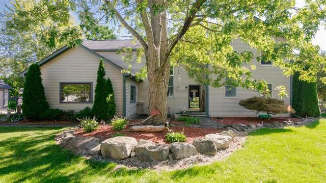 412 S Maiden Lane, Tecumseh City, MI 49286 (#543276490) :: The Mulvihill Group