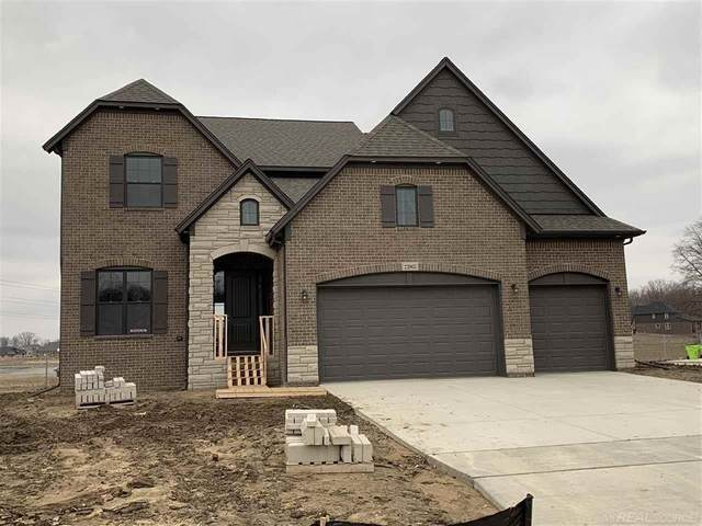 12185 E East Ridge Dr, Bruce Twp, MI 48065 (#58050024322) :: RE/MAX Nexus