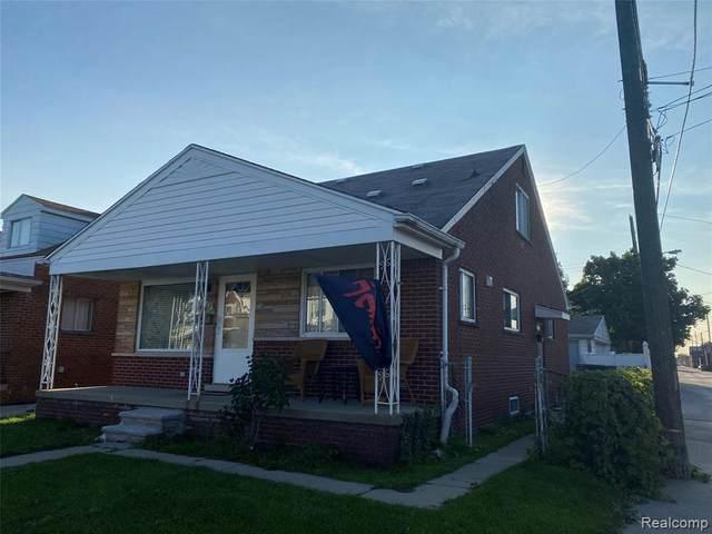 7119 Mead Street, Dearborn, MI 48126 (MLS #2200078280) :: The Toth Team