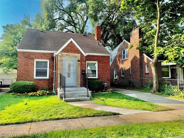 11084 Ford Avenue, Warren, MI 48089 (#2200078413) :: Duneske Real Estate Advisors