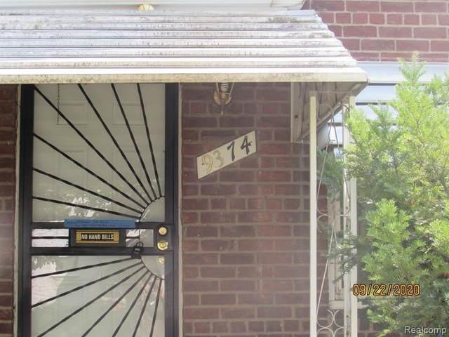 9374 Sanilac Street, Detroit, MI 48224 (#2200078510) :: RE/MAX Nexus