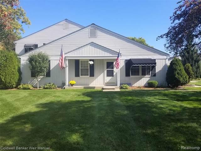 24628 Meadow Lane, Harrison Twp, MI 48045 (#2200078514) :: Novak & Associates