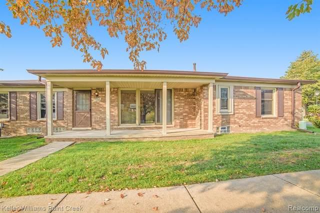 15096 Sebastian Court, Shelby Twp, MI 48315 (#2200078568) :: GK Real Estate Team