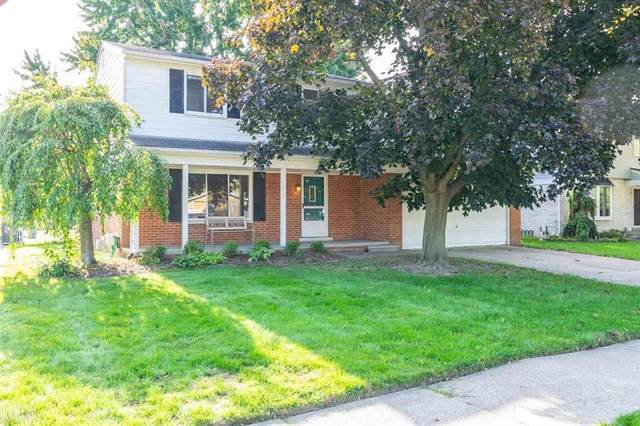 41460 North Central, Sterling Heights, MI 48313 (#58050024456) :: GK Real Estate Team