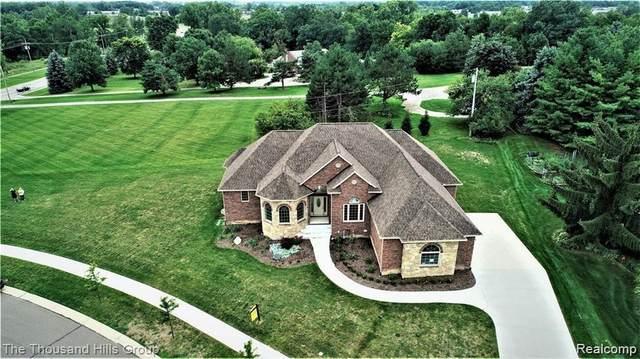 29250 Brush Park Court, Novi, MI 48377 (#2200078616) :: Duneske Real Estate Advisors