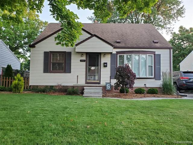 1411 Amelia Ave, Royal Oak, MI 48073 (#2200078679) :: GK Real Estate Team