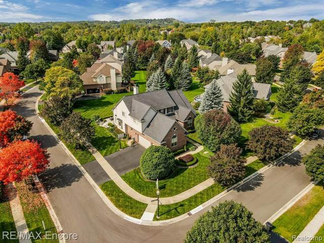 4813 Eagle Springs Court, Independence Twp, MI 48348 (#2200078681) :: The BK Agency