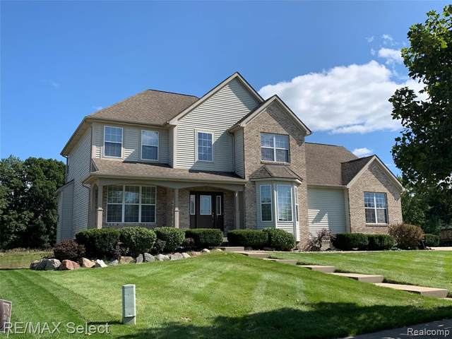 8395 Parkside Drive, Grand Blanc Twp, MI 48439 (MLS #2200078695) :: The John Wentworth Group
