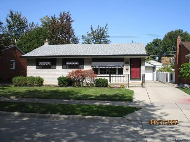 21701 Frazho Street, Saint Clair Shores, MI 48081 (#2200078715) :: GK Real Estate Team
