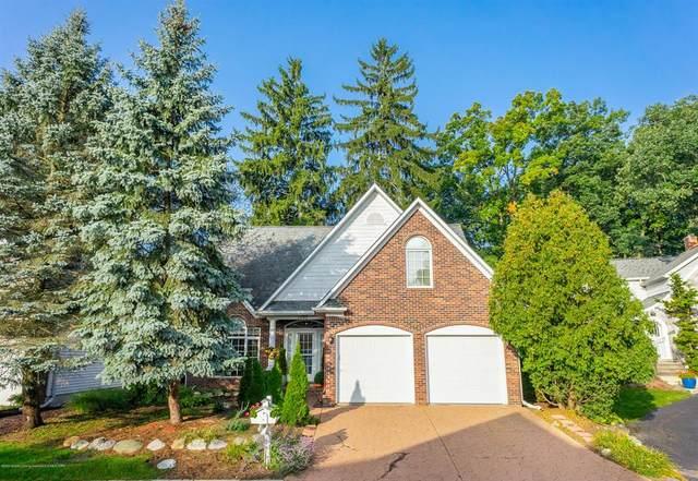 1593 Abbott Woods Terrace, East Lansing, MI 48823 (#630000249988) :: Duneske Real Estate Advisors