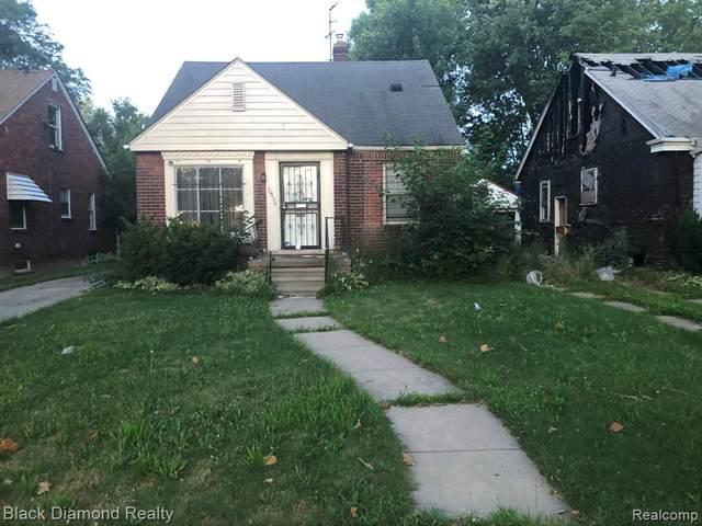 10494 Duprey Street, Detroit, MI 48224 (#2200078778) :: The Alex Nugent Team | Real Estate One