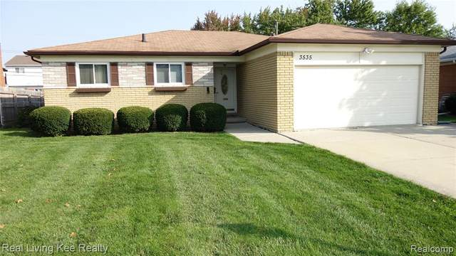 3535 Hein Drive, Sterling Heights, MI 48310 (#2200078793) :: GK Real Estate Team