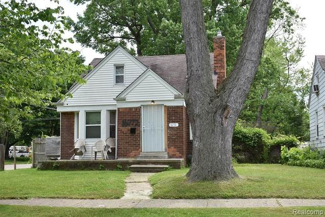 16772 Bramell Street, Detroit, MI 48219 (#2200078843) :: RE/MAX Nexus