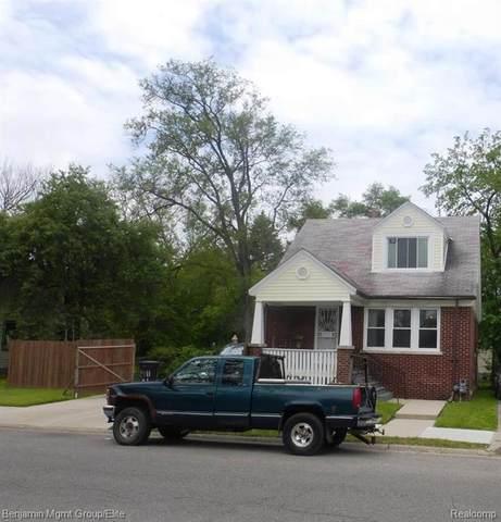 19411 Hull Street, Detroit, MI 48203 (#2200078895) :: RE/MAX Nexus