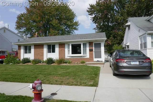22029 Fresard Street, Saint Clair Shores, MI 48080 (#58050024531) :: GK Real Estate Team